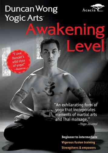 DUNCAN WONG YOGIC ARTS:AWAKENING LEVE BY WONG,DUNCAN (DVD)